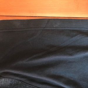 Old Navy Skirts - Old Navy Denim Maternity Skirt With Bellyband 14
